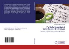 Bookcover of Partially Substituted Calix[4]arene Derivatives