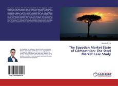 Bookcover of The Egyptian Market State of Competition: The Steel Market Case Study