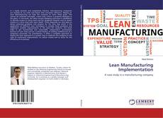 Couverture de Lean Manufacturing Implementation