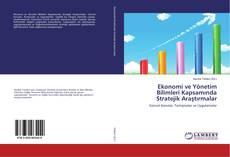 Borítókép a  Ekonomi ve Yönetim Bilimleri Kapsamında Stratejik Araştırmalar - hoz