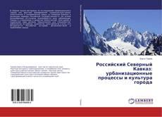 Bookcover of Российский Северный Кавказ: урбанизационные процессы и культура города