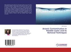 Buchcover von Arsenic Contamination in Potable water and its Removal Techniques