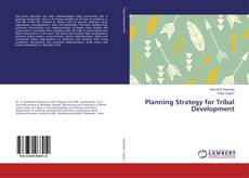 Buchcover von Planning Strategy for Tribal Development