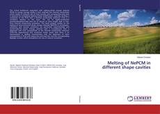Couverture de Melting of NePCM in different shape cavities