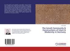 Bookcover of The Ismaili Community & Constructions of Islam & Modernity in Germany