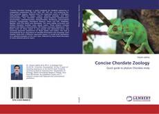 Capa do livro de Concise Chordate Zoology