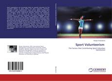 Bookcover of Sport Volunteerism