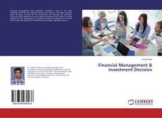 Buchcover von Financial Management & Investment Decision