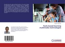Обложка Tools based learning multimedia technologies
