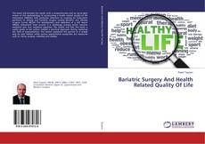 Portada del libro de Bariatric Surgery And Health Related Quality Of Life