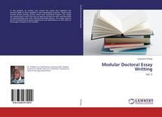 Copertina di Modular Doctoral Essay Writting