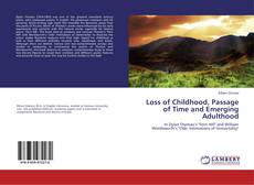 Buchcover von Loss of Childhood, Passage of Time and Emerging Adulthood