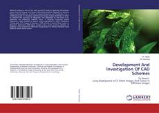 Buchcover von Development And Investigation Of CAD Schemes