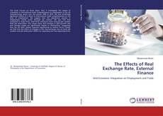 Обложка The Effects of Real Exchange Rate, External Finance