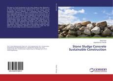 Bookcover of Stone Sludge Concrete Sustainable Construction