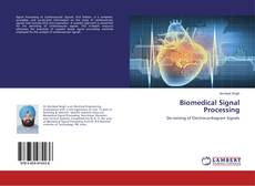 Bookcover of Biomedical Signal Processing