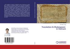 Buchcover von Translation & Shakespeare in Vietnam