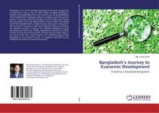 Buchcover von Bangladesh's Journey to Economic Development