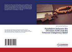 Bookcover of Timoere Indigenous Beliefs and Christian Faith