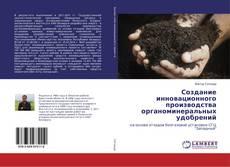 Bookcover of Создание инновационного производства органоминеральных удобрений