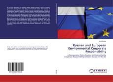 Bookcover of Russian and European Environmental Corporate Responsibility