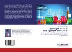 Copertina di Late Blight Diseases Management of Potatoes