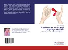 Capa do livro de A Benchmark Arabic Sign Language Database