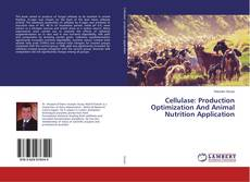 Bookcover of Cellulase: Production Optimization And Animal Nutrition Application