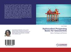 Bookcover of Hydrocarbon Prospecting Basics for Geoscientists
