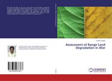 Bookcover of Assessment of Range Land Degradation in Afar
