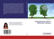 Couverture de Verbal Fluency Task in Alzheimer's disease