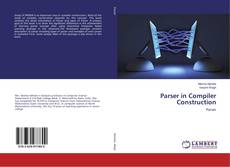 Bookcover of Parser in Compiler Construction