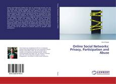 Capa do livro de Online Social Networks: Privacy, Participation and Abuse