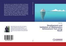 Development and Validation of Mathematics Achievement Test using Rasch的封面
