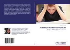 Capa do livro de Primary Education Dropouts