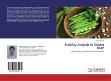 Borítókép a  Stability Analysis in Cluster bean - hoz