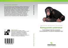 Обложка Колтушские шимпанзе