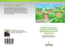 Portada del libro de Территориально-пространственная организация жизни общества