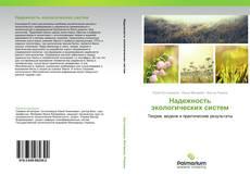 Bookcover of Надежность экологических систем