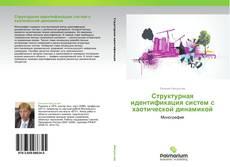 Buchcover von Структурная идентификация систем с хаотической динамикой