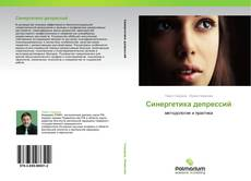 Bookcover of Синергетика депрессий