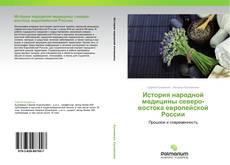 Bookcover of История народной медицины северо-востока европейской России