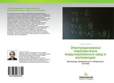 Copertina di Электродинамика периодически модулированных сред в волноводах