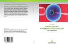 Обложка Биоматрица и морфогенетическое поле