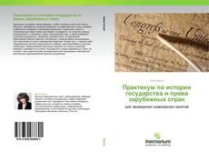 Практикум по истории государства и права зарубежных стран kitap kapağı