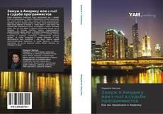 Buchcover von Замуж в Америку или e-mail в судьбе программистов