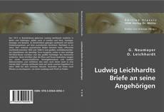 Обложка Ludwig Leichhardts Briefe an seine Angehörigen