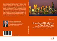 Обложка Dynamics and Distribution of Real Estate Prices