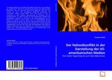 Buchcover von Der Nahostkonflikt in der Darstellung der US-amerikanischen Medien