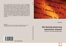 Borítókép a  Die Demokratisierung islamischer Staaten - hoz